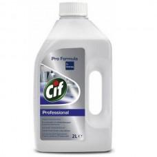 CIF konyhai vízkőoldószer CIF Prof. Kitchen Descaler