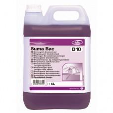 Suma Bac D10 SD-koncentrált fertőtlenítőszer